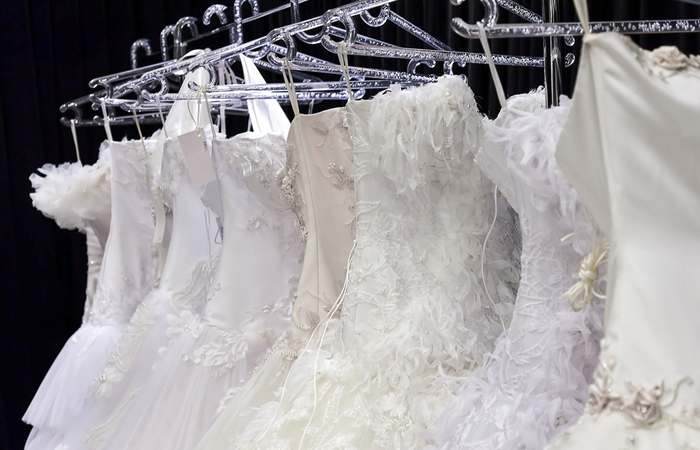 Cost Of Getting Wedding Dress Dry Cleaned - Short Hair Fashions